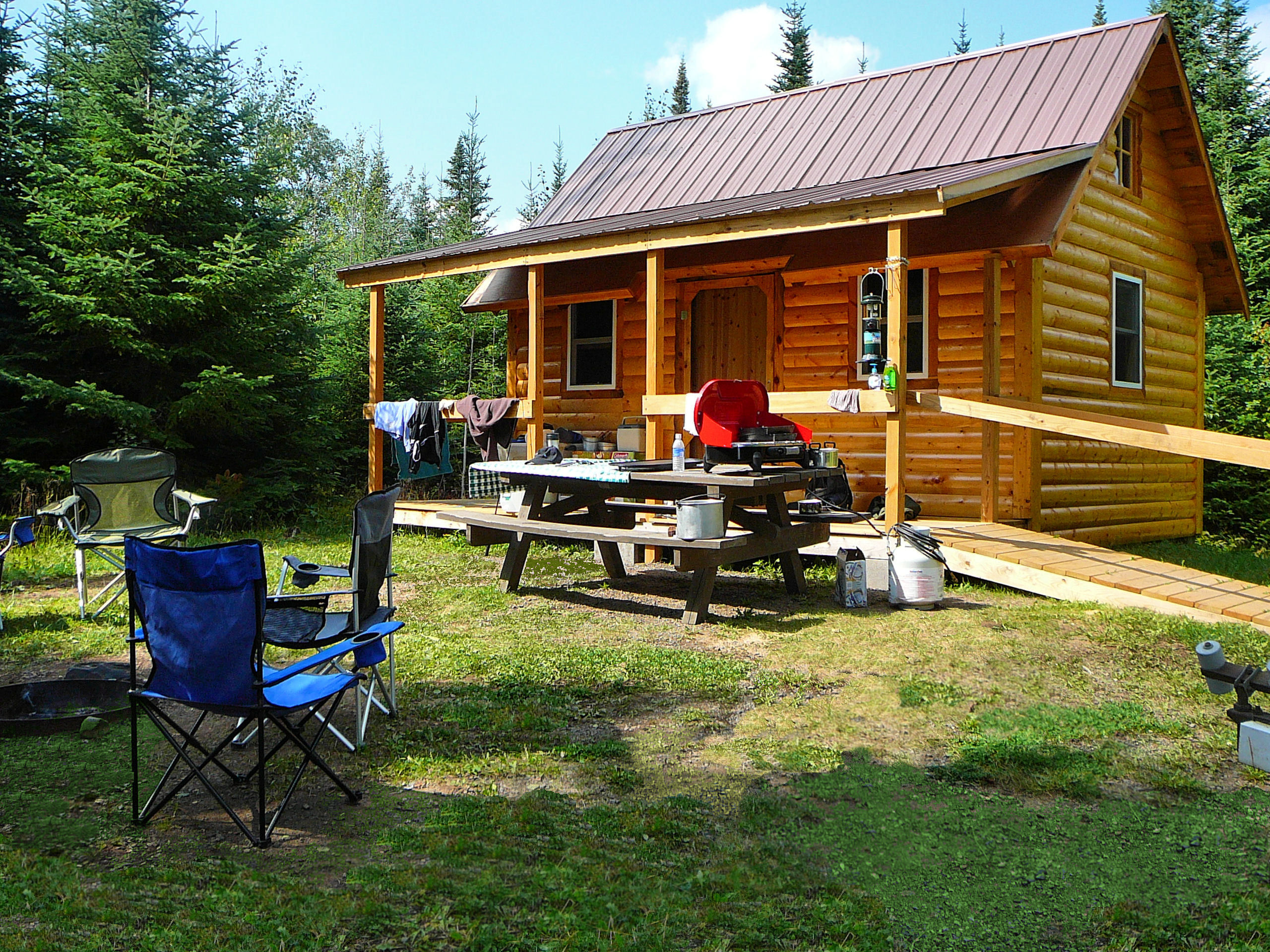 vista book mountain stay cabin cabins in camping mountains your the pocono