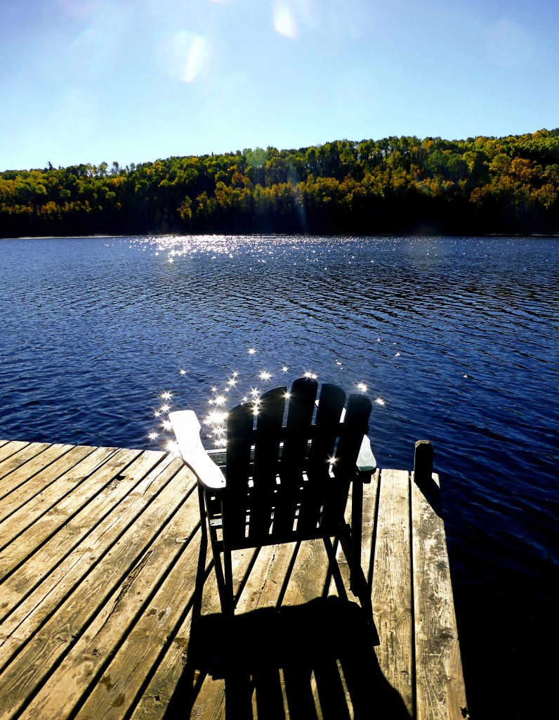 9.29.13 chair by OPT sparkling lake