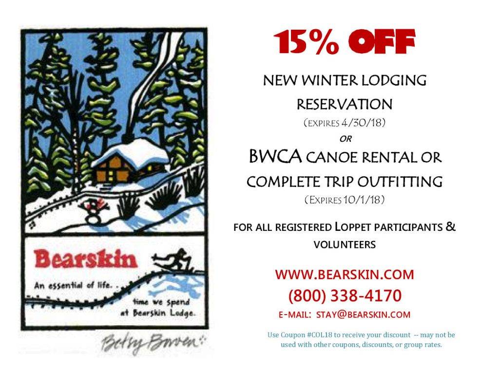 City of Lakes participant coupon